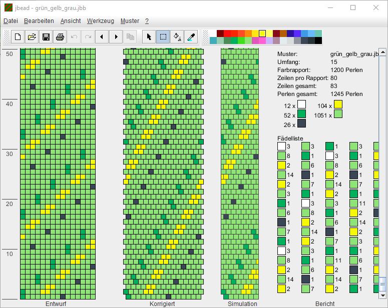 Crochet Pattern Design Software : perlenhaekeln.de